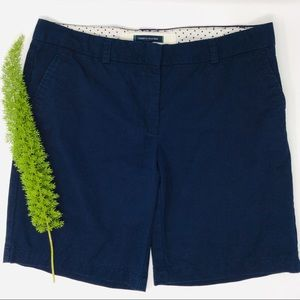Tommy Hilfiger Cute Navy Blue Casual Short Size 6